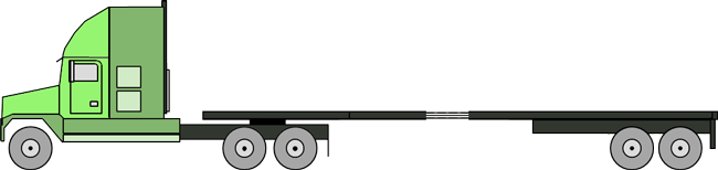 Flatbed Stretch Trailer