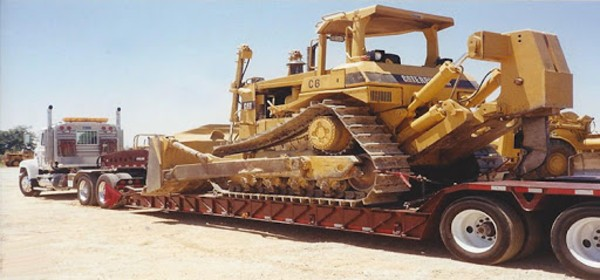 HOW IS CONSTRUCTION EQUIPMENT MOVED PROPERLY_