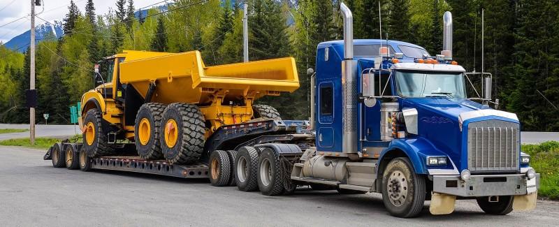 Heavy Haul Trucking - Heavy Haul Trucking