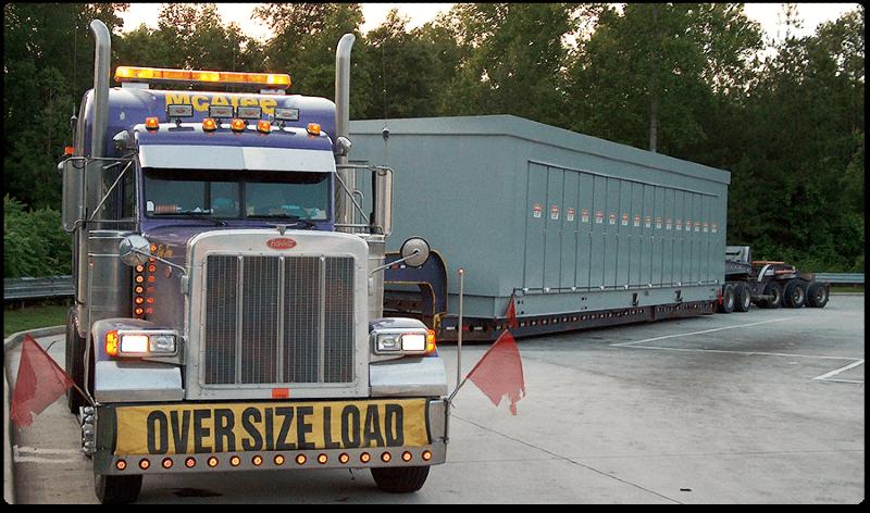 Oversized Load Regulations