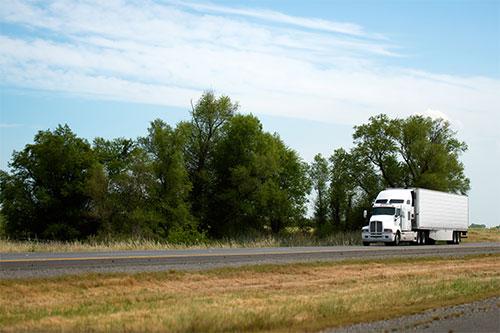 California Trucking Company